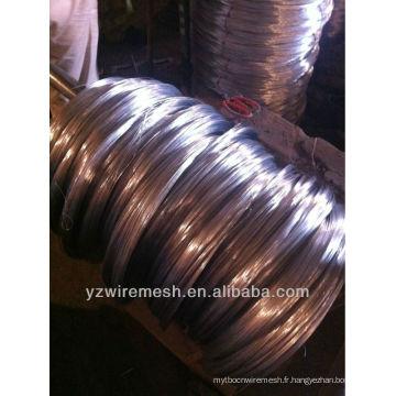 Usine câblée à l'électro galvanisation