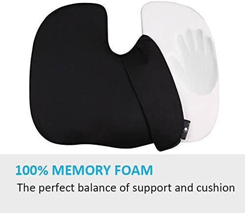 Gel Or Memory Foam Seat Cushion