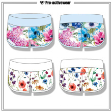 Polyester/Spandex Women Shorts for Sports From China