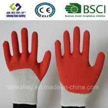 Nylon Latex Arbeitsschutzhandschuhe