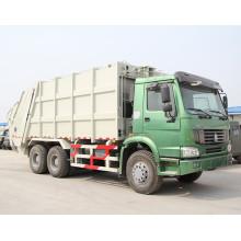 Sinotruk 20m3 6X4 Camião compactador de lixo à venda (ZZ3257M4347C1)