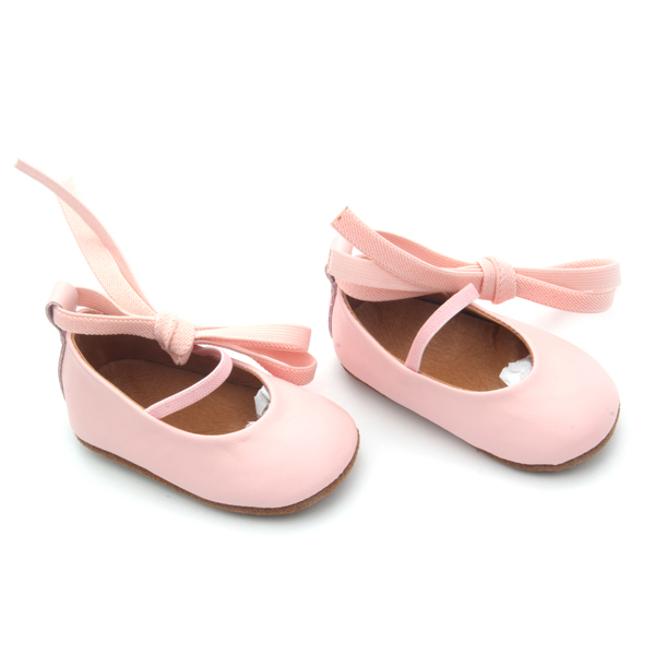 Cute Pink Dress Shoes Baby