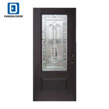 Fangda grp Badezimmertüren mit Glaseinsatz