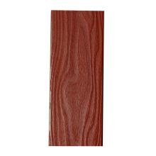 Shandong wasserdicht Redwood Farbe im Freien wpc Decking