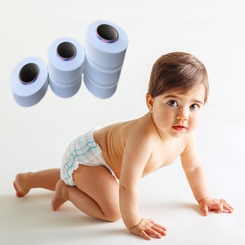 Spandex Raw Material for Baby Diapers