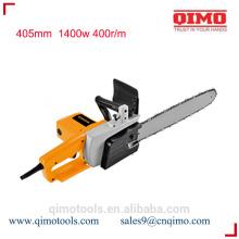 Mini serra de corrente 405mm 1400w 400r / m qimo ferramentas eléctricas