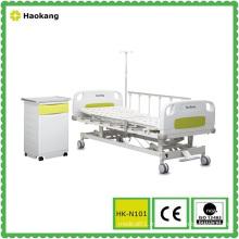 Lit d'hôpital pour équipement médical électrique à cinq fonctions (HK-N101)