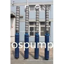 1,5 PS Wasser Tauchpumpe einphasig 300QH Serie Edelstahl mehrstufige Tauchpumpe