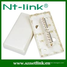 Boîte de distribution à 10 paires avec module