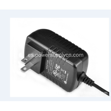 Adaptador de corriente de enchufe de pared de 5V 2.5A