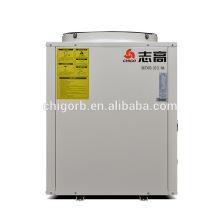 Pompe à chaleur de réchauffeur d'eau chaude innovatrice de technologie verte d'ECO-conception pour commercial utilisé