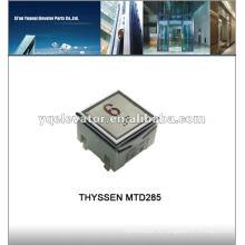Тиссенская кнопка лифта MTD285