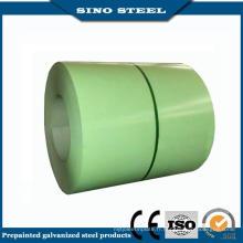 0,45 mm 0,5 mm PPGI prélaqué d'enroulement en acier galvanisé
