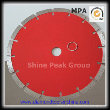 Diamond Silent Saw Blade for Granite Marble Concrete