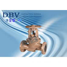 Rubber Seated Globe Valve with Ce Approval