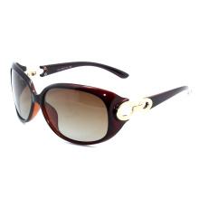 Gafas de sol clásicas de la mujer de la manera (H80028)