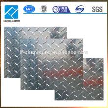 Embossed aluminium sheet Metal Prices Per Ton in China