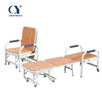 Hospital bed chair hospital folding chair bed