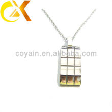 silver jewelry Stainless Steel Jewelry pendant
