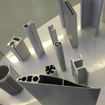 Perfil de alumínio da indústria