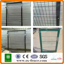 Safety Guard wire mesh Gate (made in china)