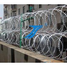 Razor Barbed Wire, Barbed Wire, Galvanized Razor Barbed Wire