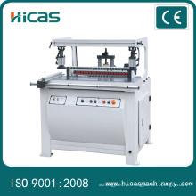 Máquina de perfuração de madeira Hc121 para placa de madeira