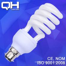25W 12mm B22 Half Spiral Energy Bulb