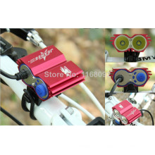 Super Helligkeit CREE XM-L2 Bike Licht Taschenlampe Led Taschenlampe