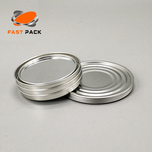 Ring/bottom components for 0.5 liter paint tin can