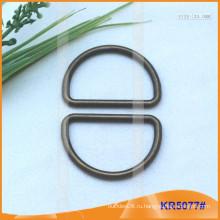 Внутренний размер 34 мм Металлические пряжки, Металлический регулятор, Металлическое кольцо D-Ring KR5077
