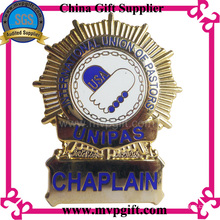 3D Police Badge for Souvenir Gifts