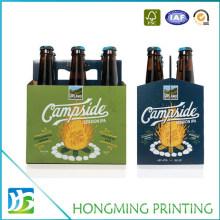Custom Printed Take Away Cardboard Beer Bottle Box