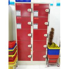 Color Metal Locker Used School/Gym Locker