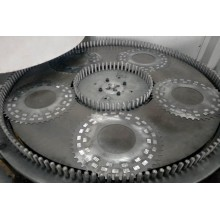 Rectificadora de doble cara de acero de alta velocidad