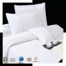 100% хлопок / T / C 50/50 жаккардовые ткани отель / домашний текстиль (WS-2016173)