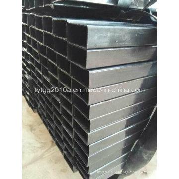 Pure Black Square Steel Pipe