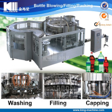2017 High Capacity Soft Drink Filling Machine in China