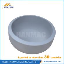 8 inch steel aluminum pipe caps