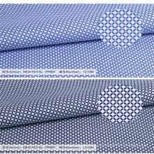 100% Baumwolle Textilmaterial Stoff für Herrenbekleidung