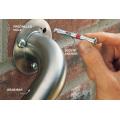Edelstahl 304 Keilanker mit Unterlegscheibe für Getriebe