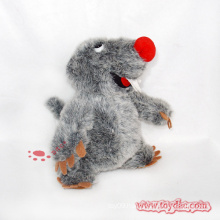 Grey Plush Lovly Mole Toys