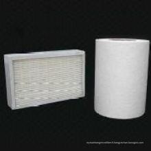 HEPA HVAC Utiliser un tissu non tissé fondu