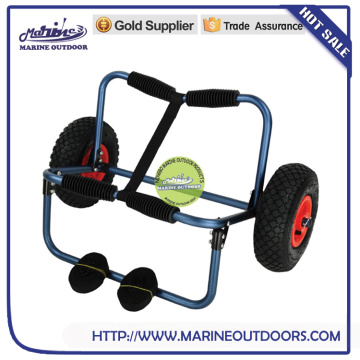 Folding boat trailer, Boat transport trailer, Small boat trailer