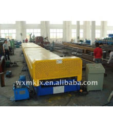 Colored Steel Arc Plate Cold Roll Forming Machine