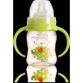 Bouteilles d'alimentation en plastique spéciales PPSU de bébé de 5oz