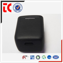 Standard metal die cast OEM in China Black painting camera shell for automobile data recorder