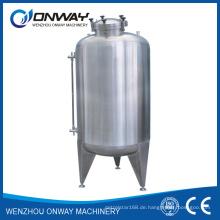 Fabrik Preis Öl Warmwasser Wasserstoff Wein Edelstahl Container Diesel Lagerung Tanks