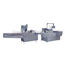 Lasagna carton packaging machine