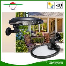 Поворотный угол 56 LED Солнечный Датчик движения свет для стены